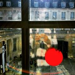 Photographs Danny Touw Red Paris I