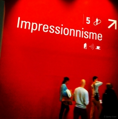 Photographs Danny Touw Paris Musee d'Orsay