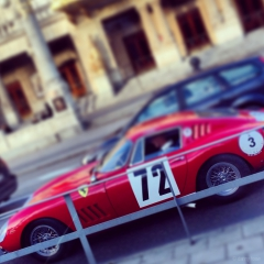 Photographs Danny Touw Red Car