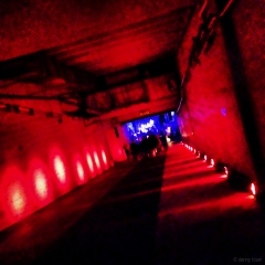 Photographs Danny Touw Red Party Entrance