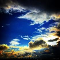 Danny Touw Photographs Stockholm Sunsets Series 1 - 17