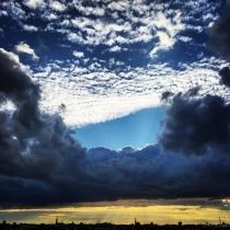 Danny Touw Photographs Stockholm Sunsets Series 1 - 22