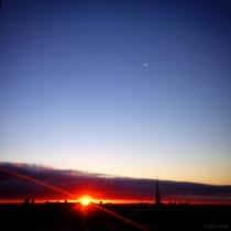 Danny Touw Photographs Stockholm Sunsets Series 1 - 32