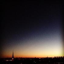 Danny Touw Photographs Stockholm Sunsets Series 1 - 46