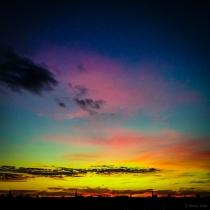 Danny Touw Photographs Stockholm Sunsets Series 1 - 48