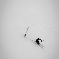 Danny Touw Photographs The White Stuff Portes du Soleil 12