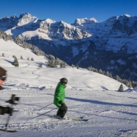 Danny Touw Photographs The White Stuff Portes du Soleil 2