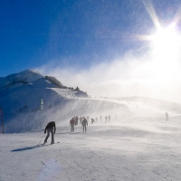 Danny Touw Photographs The White Stuff Portes du Soleil 33