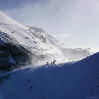 Danny Touw Photographs The White Stuff Portes du Soleil 7
