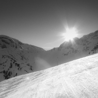 Danny Touw Photographs The White Stuff Portes du Soleil 9