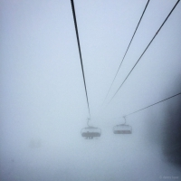 Danny Touw Photographs The White Stuff Portes du Soleil 1