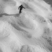Danny Touw Photographs The White Stuff Portes du Soleil 10