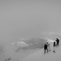 Danny Touw Photographs The White Stuff Portes du Soleil 16