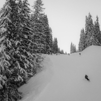 Danny Touw Photographs The White Stuff Portes du Soleil 20