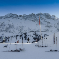 Danny Touw Photographs The White Stuff Portes du Soleil 31