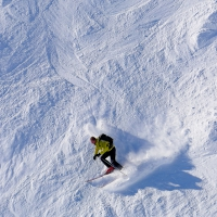 Danny Touw Photographs The White Stuff Portes du Soleil 34